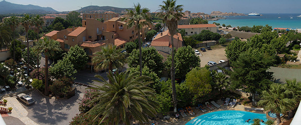 Virtual tour le splendid hotel for Hotels ile rousse